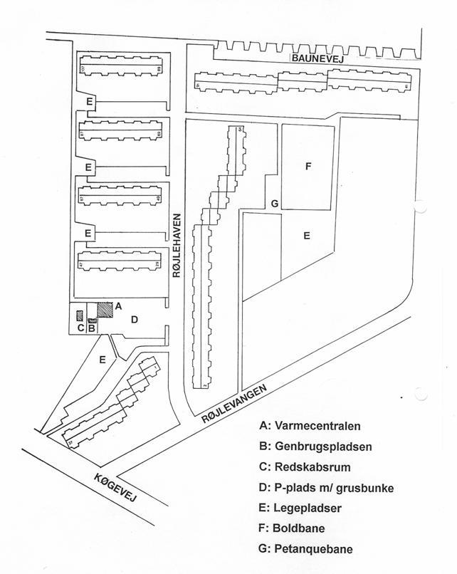 plan tegninger af huse